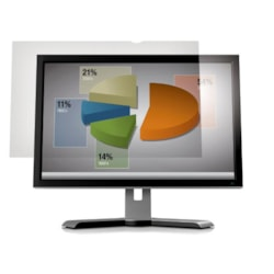 "3M Ag27.0W9b Anti Glare Filter For 27"" Widescreen Desktop LCD Monitors (16:9)"