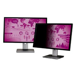 "3M High Clarity Privacy Filter For 23.8"" Widescreen Desktop LCD Monitors (16:9)"