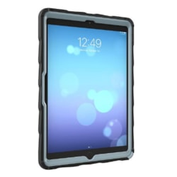 Gumdrop DropTech Clear For iPad 10.2 (7TH &Amp; 8TH Gen) With Hand Strap With 360 Degree Rotation