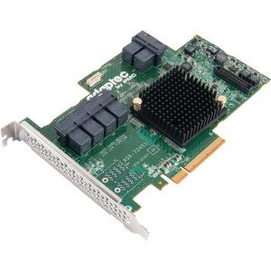 Adaptec SAS Controller - 6Gb/s SAS - PCI Express 3.0 x8 - Plug-in Card