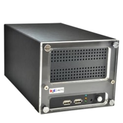 ACTi ENR-110 4 Channel Wired Video Surveillance Station 2 TB HDD