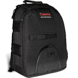 Canon Carrying Case (Backpack) Camera - Black