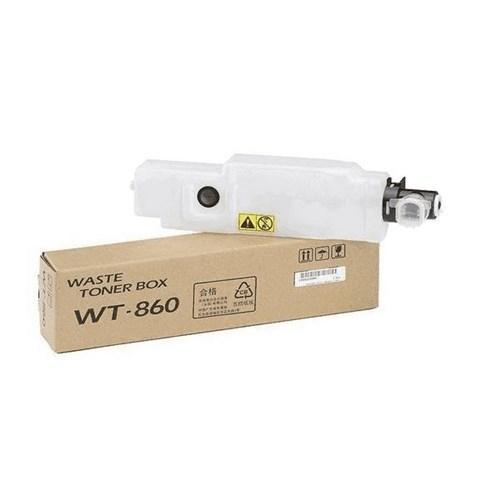 Kyocera WT-860 Waste Toner Bottle - OEM - Laser