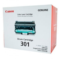 Canon CART301D Laser Imaging Drum - Black, Colour