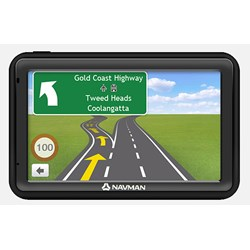 Navman MOVE MOVE85LM Automobile Portable GPS Navigator - Mountable, Portable