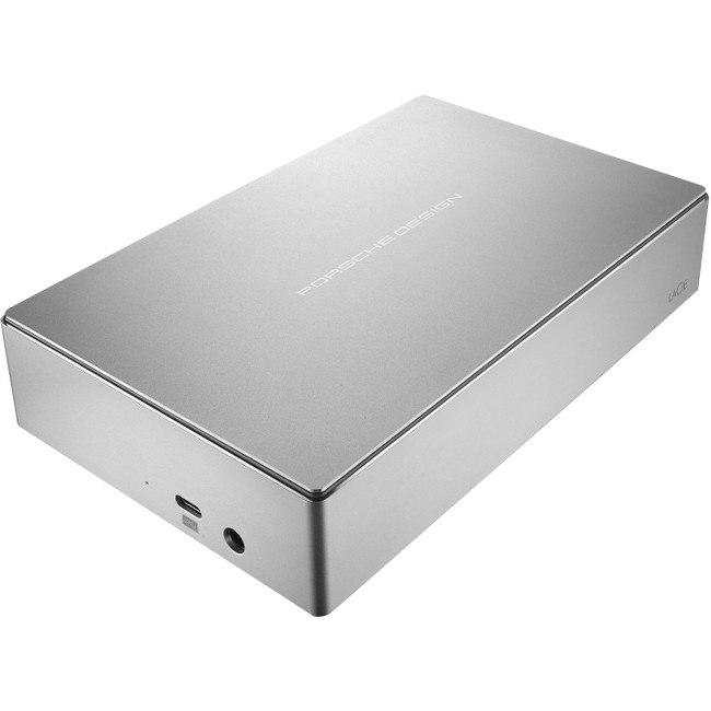 LaCie Porsche Design STEW6000400 6 TB External Hard Drive - Desktop