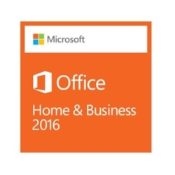 Microsoft Office 2016 Home & Business 32/64-bit - Licence - 1 PC