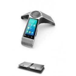 Yealink (CP960-Bundle) Ip Conference Phone (Android) Bundle With 2 X CPW90 Wireless Microphones