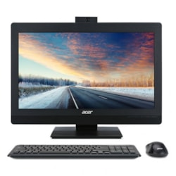 "Acer Veriton Aio Z4820G Non-Touch I5-7400T, 4GB, 500GB, DVD-S/M, Hdmi+Dp+Vga, Usb3.0, Vesa Mount, Windows 10 Pro, 23"" non-Touch Screen,3 YR Onsite WTY"