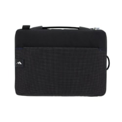 """Brenthaven Tred Horizontal Sleeve 12"""" W/ Shoulder Strap - Designed For Laptops And Chromebooks Up To 12"""""""