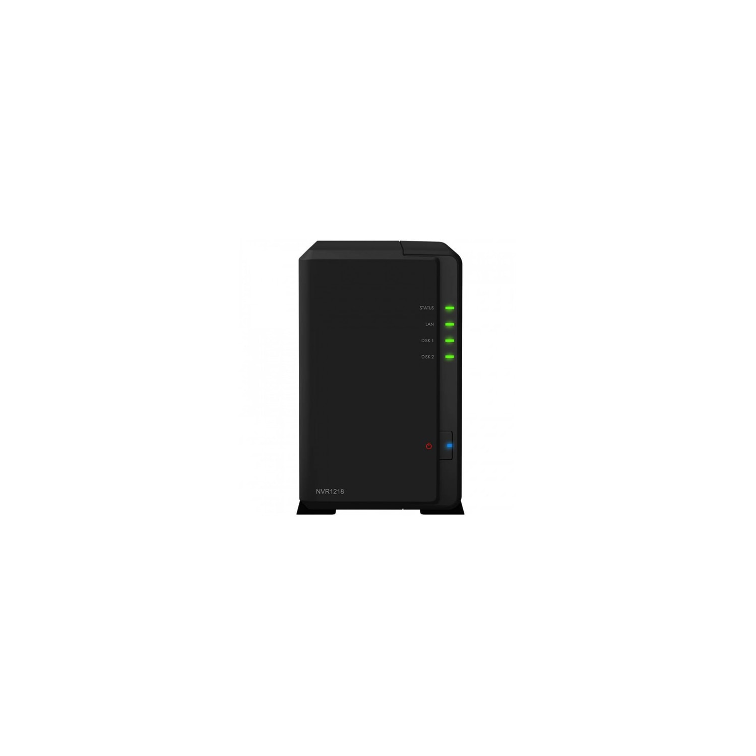 Buy Synology NVR1218 Network Video Recorder 2Bay 12 Channel | DWM