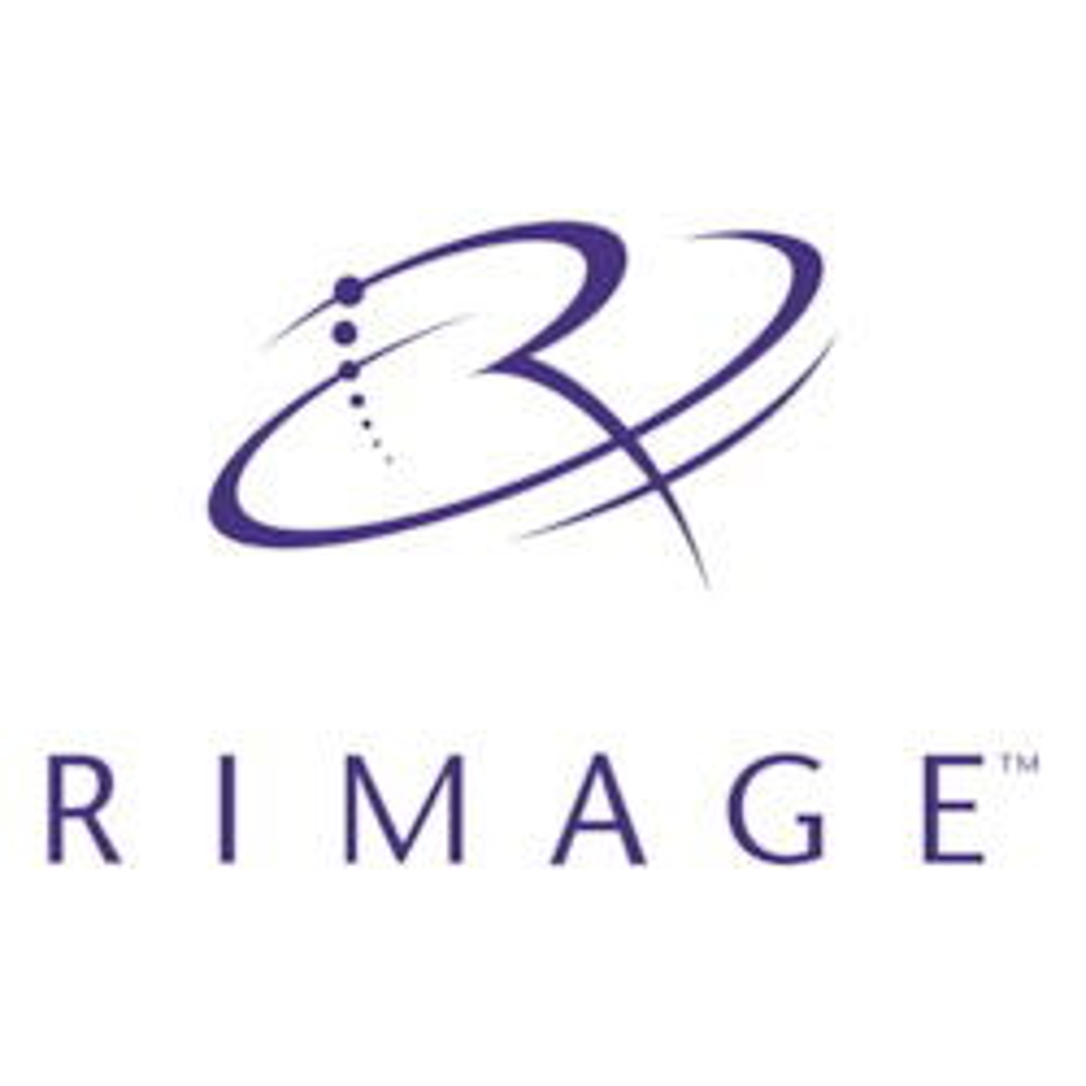 Rimage Taiyo Yuden 100X DVD-R White Ink Jet Printable (Full Screen) For Rimage 2000I & 480I.