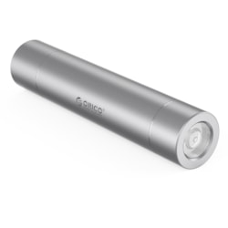 Orico 3350Mah Power Bank - Micro Usb Input - Compact Size - Silver