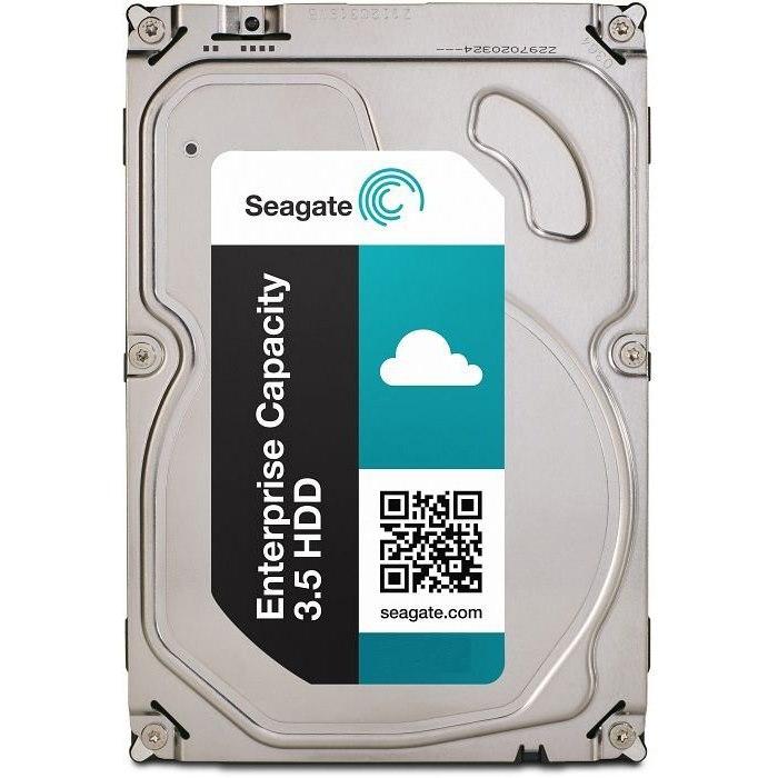 Seagate 4TB 3.5' 12GBs Sas 4KN, 128MB HDD - ST4000NM00034 5 Years Warranty (LS)