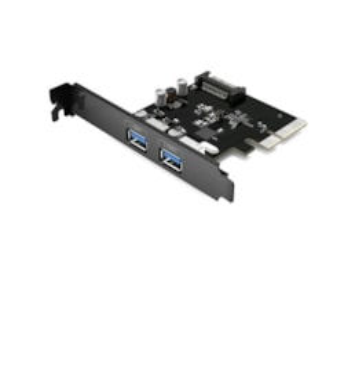 Orico 2 Port Usb3.1 Pci-E Adapter