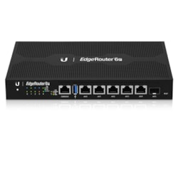 Ubiquiti EdgeRouter 6-Port With PoE