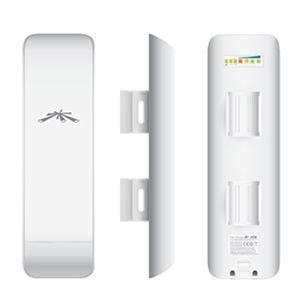 Ubiquiti Nanostation M5 5GHz 802.11A/N Mimo Antenna, WiFi Wireless Outdoor Cpe, 15+ KM