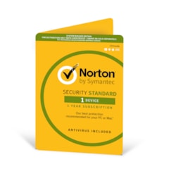 Norton Security Standard, 1 User, 1 Device 1 Year Oem SYS Builder - CD