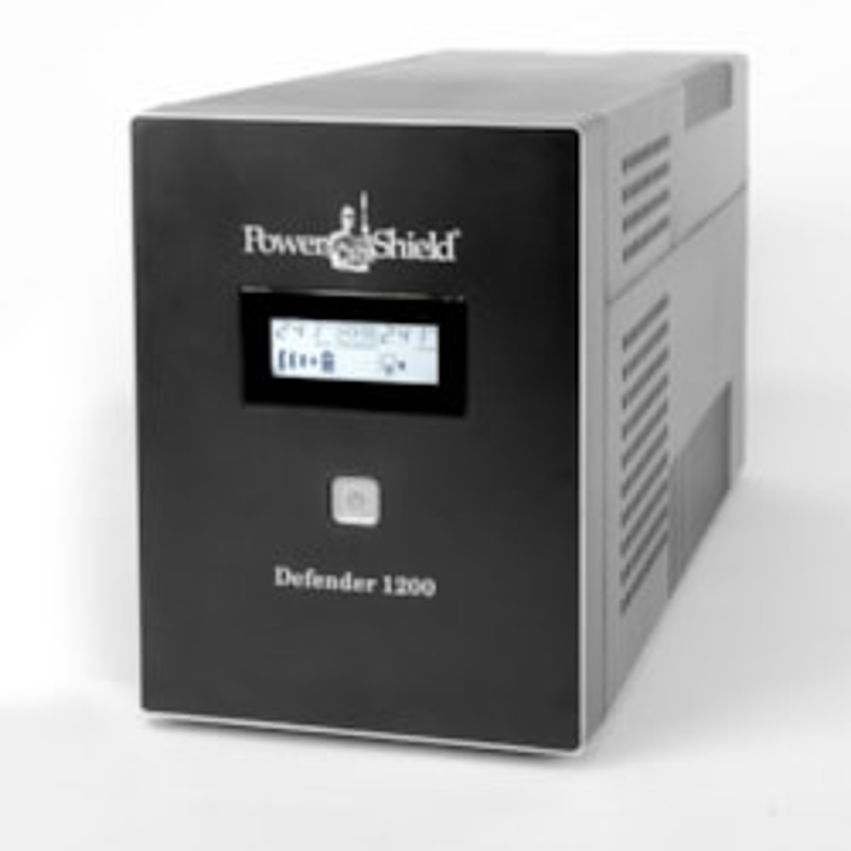 PowerShield Defender 1200Va 720W/Usb Comm, 3X Surge 3X Ups