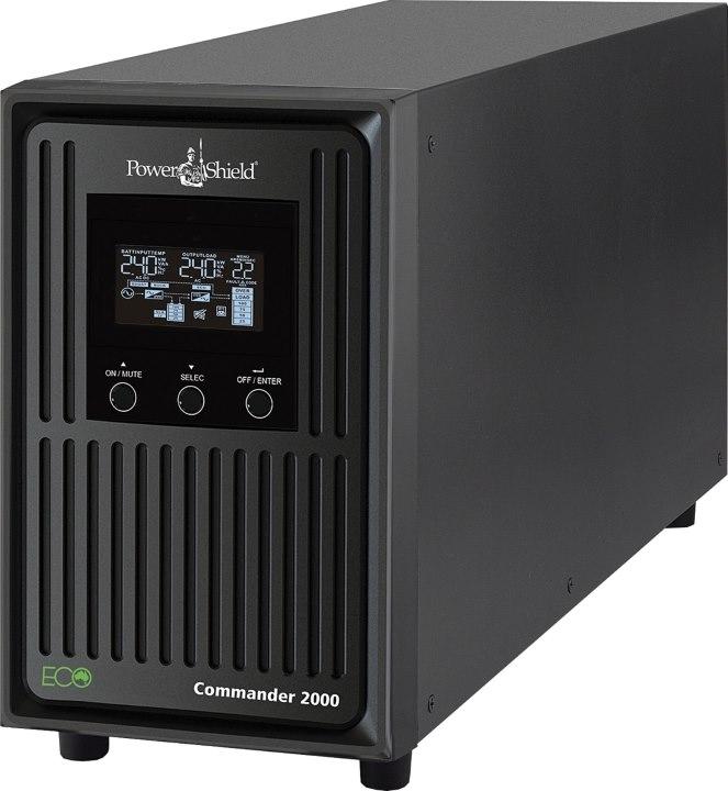 PowerShield Commander 1100Va Line Interactive Ups - 990W