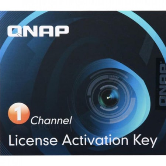 QNAP Hardware Licensing for Qnap VSM - 1 Channel Camera