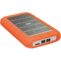 "LaCie Rugged Triple STEU1000400 1 TB 2.5"" External Hard Drive"