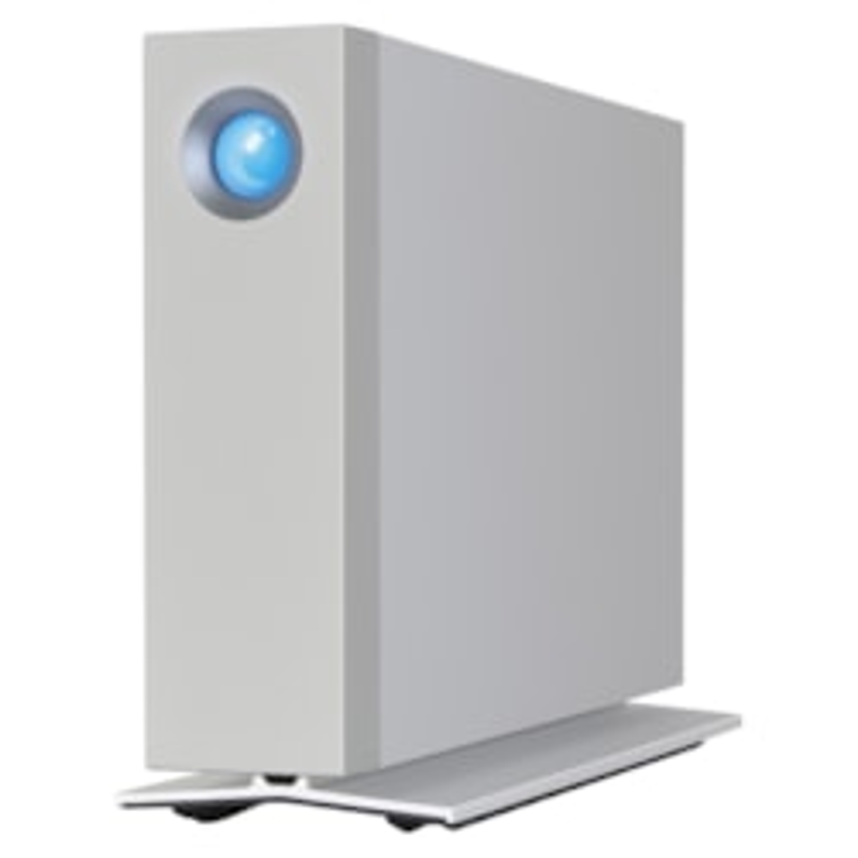 LaCie d2 STEX8000401 8 TB External Hard Drive - Desktop
