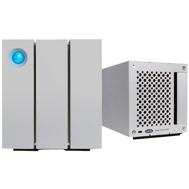 """LaCie 2big 12 TB 3.5"""" External Hard Drive"""