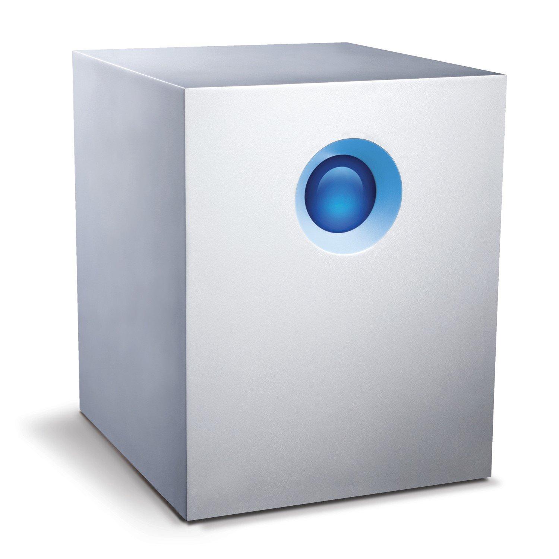 LaCie 5big STFC20000400 5 x Total Bays DAS Storage System - Desktop