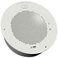 CyberData Syn-Apps Ceiling Mounted Speaker - Signal White