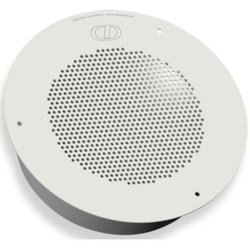 CyberData Analogue Speaker For Use With The V2 Ceiling Mounted Speaker - Gray White