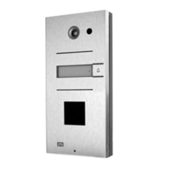 2N Ip Door Entry System With 1 Button And Camera. Ip 53 Case