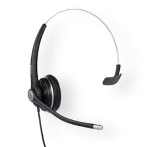 Snom Wideband Monaural Headset For Snom-D3xx/D7xx/7xx