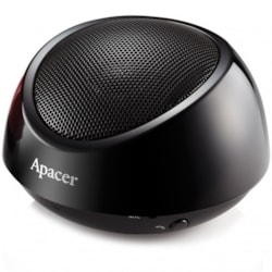Apacer Bluetooth Speaker WS211 Black Retail Pack With Carry Case, Support NFC In Android *Clearance*