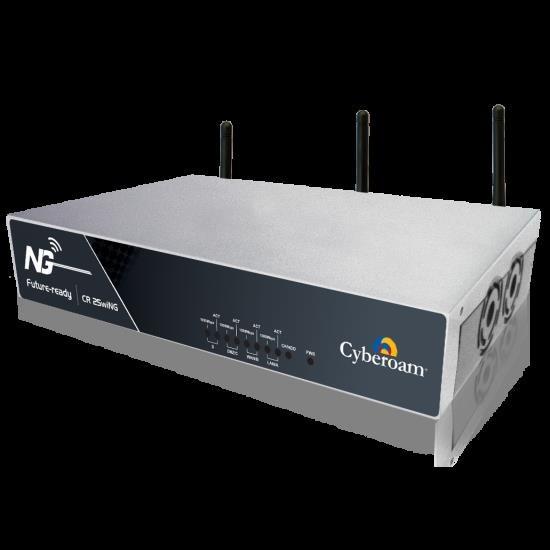 Cyberoam CR25wiNG (Utm Appliance)
