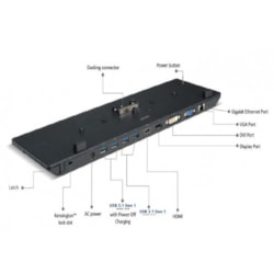 Acer Pro Dock Iii For TM P658 And P648, Not For Other Models