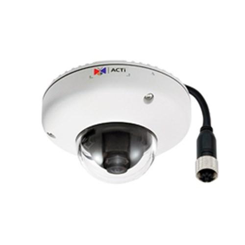 Acti-E920m 5MP Outdoor Mini Dome M12 Connector, Poe F1.9MM/F2.8, 1080P/30FPS