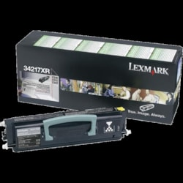 Lexmark Original Toner Cartridge - Black