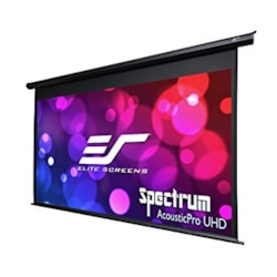 """Elite Screens 100"""" Fixed Frame 16:9 Projector Screen, Cinewhite, Sable Frame B2"""