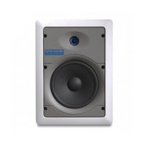 "Leviton 6.5"" In-Wall Speaker Pair 60W @ 8Ohm Leviton Spec Grade Sound"