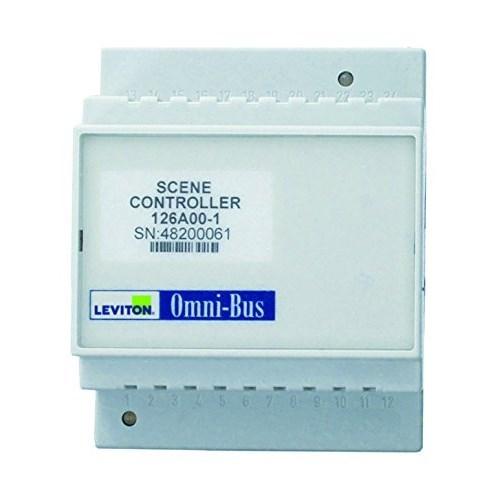 Leviton Omni-Bus Scene Control Dim Rail Module