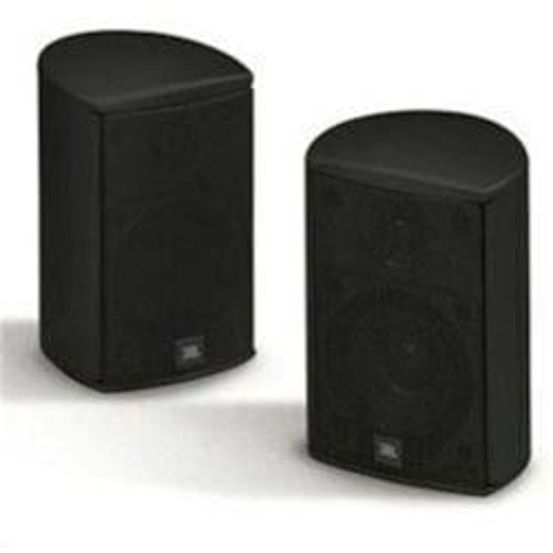 Leviton Architectural Edition Powered BY JBL Satellite Speaker - Black