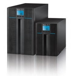 Delta N-Series Ture On-Line Double Conversion 2000Va/1800W Tower LCD Ups, Free Ups Management Software Download, 3Y Ar Warranty (Include Battery)