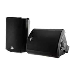 Wintal Class5aw, Black, Pair, 2-Way, 40W Class D Amp, In & Outdoor Active Speakers With Standby