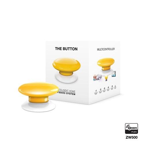 Fibaro Button Yellow