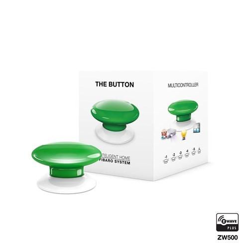Fibaro Button Green