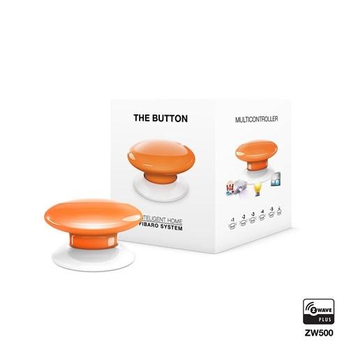 Fibaro Button Orange