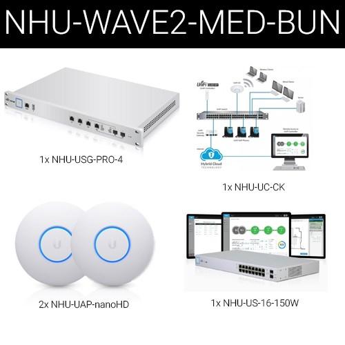 Ubiquiti Wave2 Medium Business Bundle