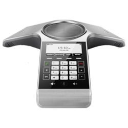 Yealink CP930W Dect Ip Conference Phone, Optima HD Voice, Full Duplex, Built-In Battery, Bluetooth 4.0, , Charging Cradel W/Psu