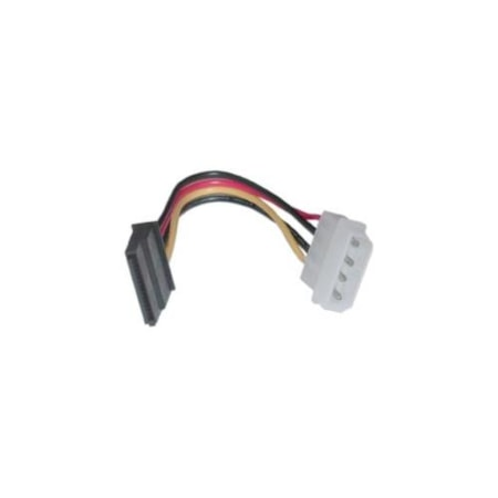 8WARE Adapter Cord - 12 cm Length - Serial ATA - Molex